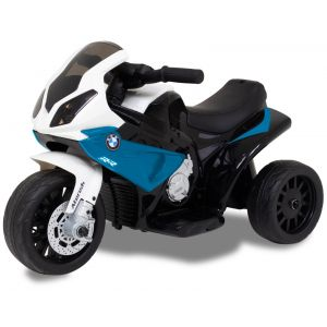 BMW mini motocicleta para niños azul