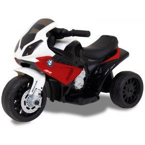 BMW mini motocicleta eléctrica para niños rojo