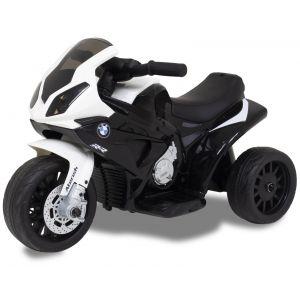 BMW mini motocicleta eléctrica para niños negro