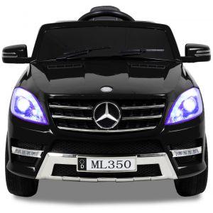 Mercedes coche eléctrico para niños ML350 negro