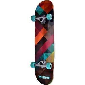 Move skateboard Cube
