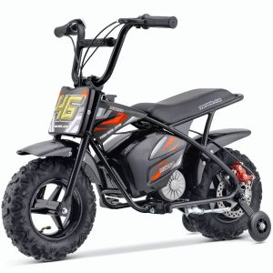Kijana motocicleta eléctrica para niños 24V - 250W Outlaw rojo