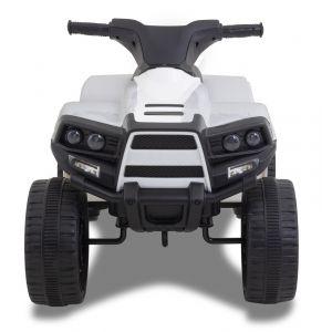 Kijana quad eléctrico para niños Panda negro / blanco