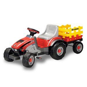 Peg Perego tractor met pedalen Mini Tony Tigre
