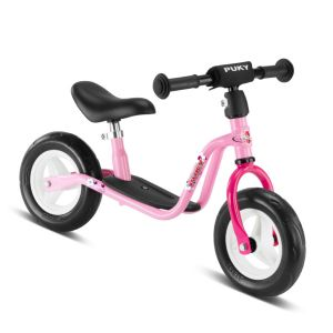 Puky bicicleta sin pedales LR M rosa
