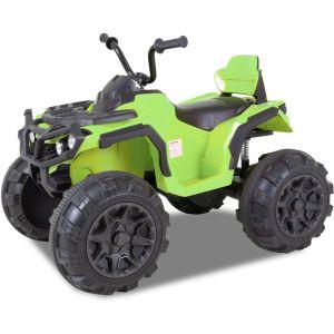 Kijana quad eléctrico para niños verde