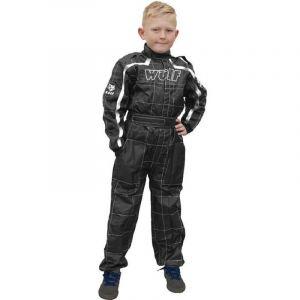 Wulfsport Junior Cub mono de carreras para niños negro