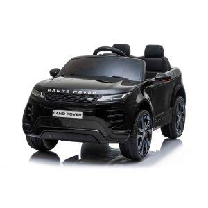 Range Rover coche eléctrico para niños Evoque negro