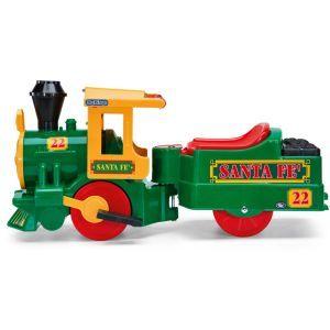 Peg Perego tren para niños Santa Fe