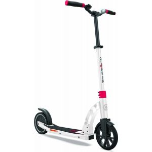 Globber elektrische step One K E-Motion 15 wit/rood