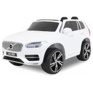 Volvo coche eléctrico para niños XC90 blanco