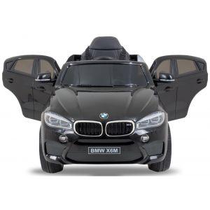 BMW X6 kinderauto zwart
