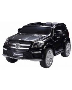 Mercedes coche eléctrico para niños GL63 negro