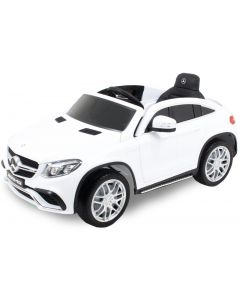 Mercedes coche eléctrico para niños GLE63 AMG blanco