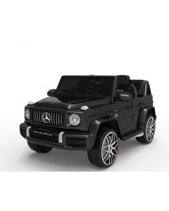 Mercedes coche eléctrico para niños G63 sport descapotable negro