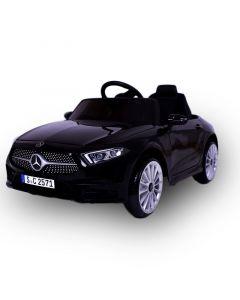 Mercedes coche eléctrico para niñosCLS350 negro