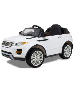 Kijana coche eléctrico para niños estilo Range Rover blanco