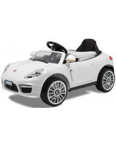 """Kijana coche eléctrico para niños 12V """"Speedster"""" blanco"""