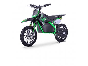 Motocicletas de tierra eléctricas para niños